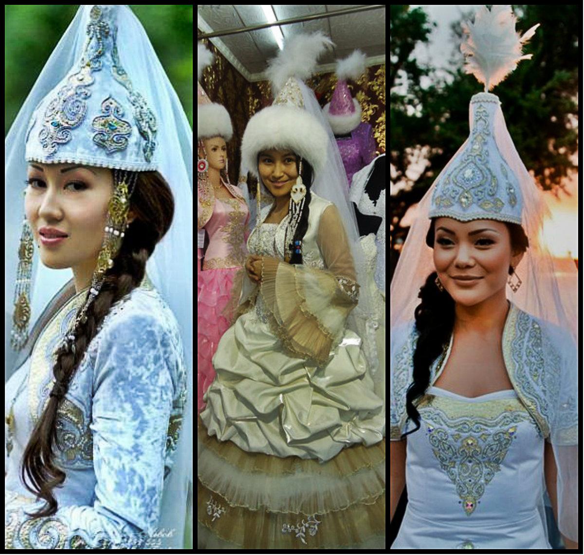 Красивые казахские девушки в лосинах фото