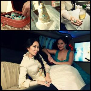 Казахская невеста фото