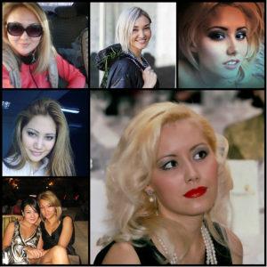 Казахские модницы фото