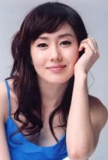 Молодая кореянка