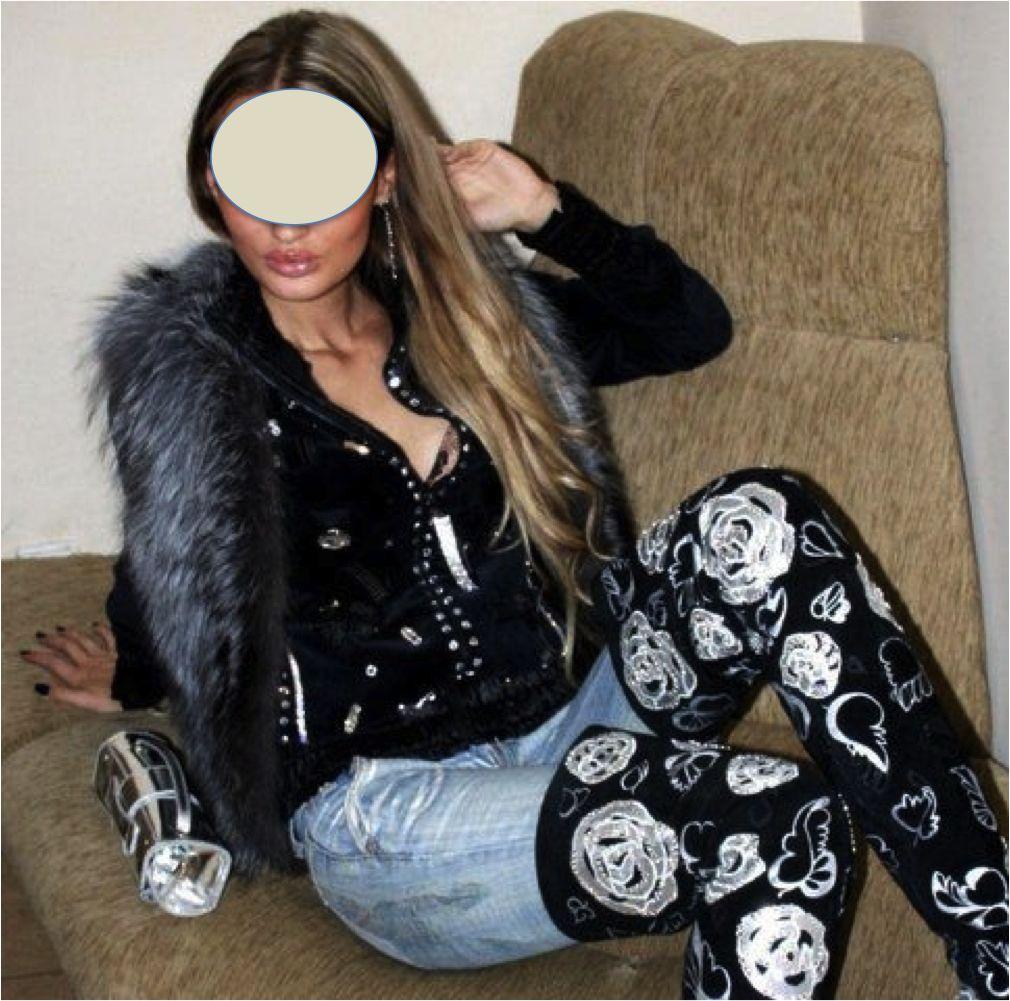 Русские дамы гламурные 4 фотография