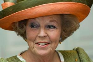 королева Нидерландов фото